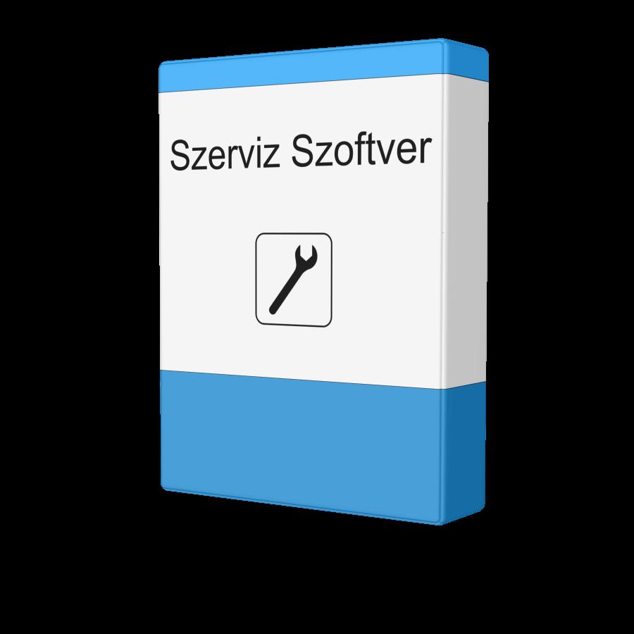 Szerviz szoftver